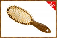 Hair Brush-Teakwood 3-2