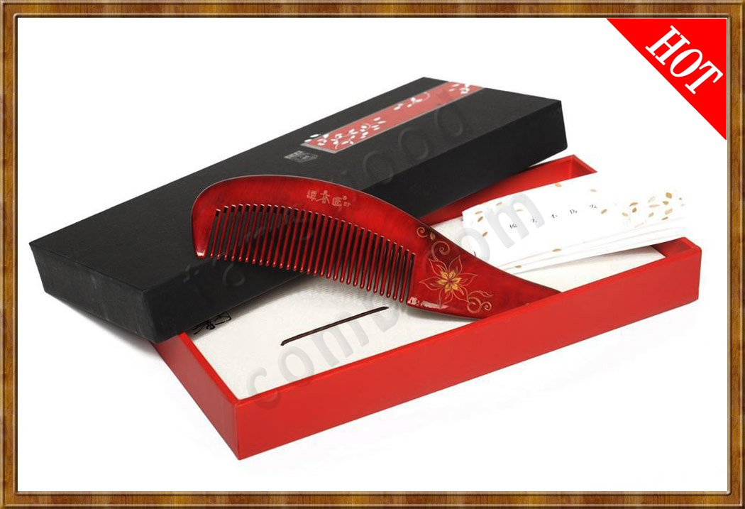 Gift Set-Comb Raw Lacquer 3-4 - Click Image to Close
