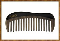 Black Horn Scraping & Massage Comb 2