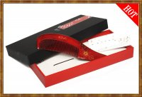Raw Lacquer Comb Gift Set