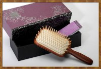 Gift Set-Hair Brush Rosewood 1-1