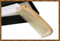 Gift Set-Comb Jade Sandalwood and White Horn 5-7