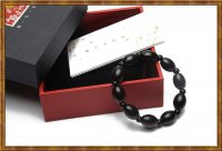 Gift Set-Rosewood Beaded Bracelet 9mm Buddha Beads