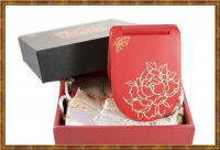 Gift Set-Lacquer Mirror Peace in All Seasons