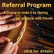 Referral Program - Make $ by introducing new customers